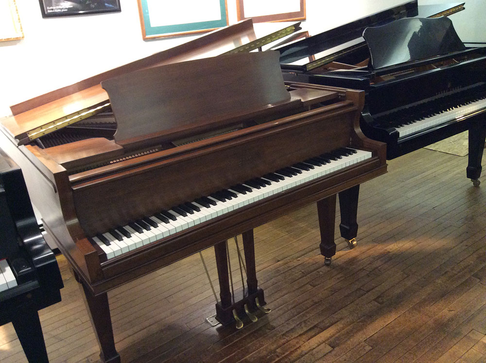 "Sohmer 5' 1"" Grand Piano"