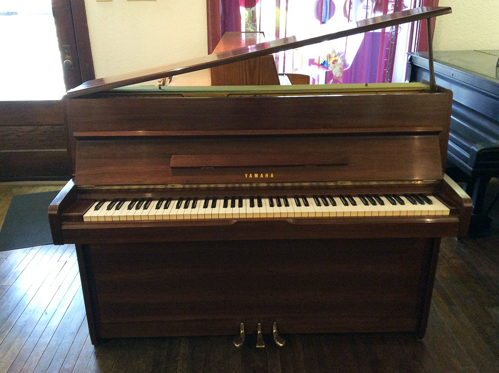 "Yamaha 42 1/2"" Console Available for Sale at Bob Kahle Piano Service in Emmaus, PA"